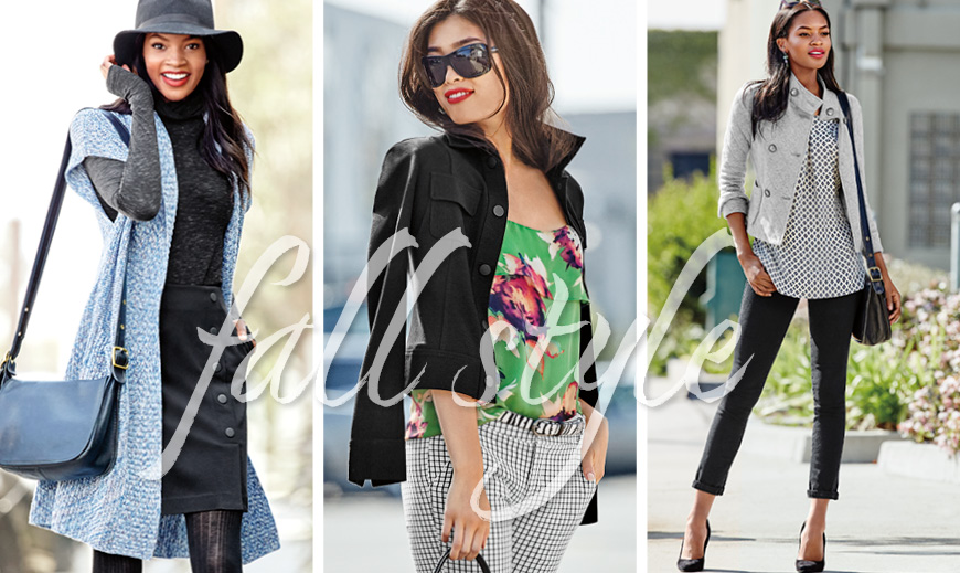 from our fashion director: how to update your fall style