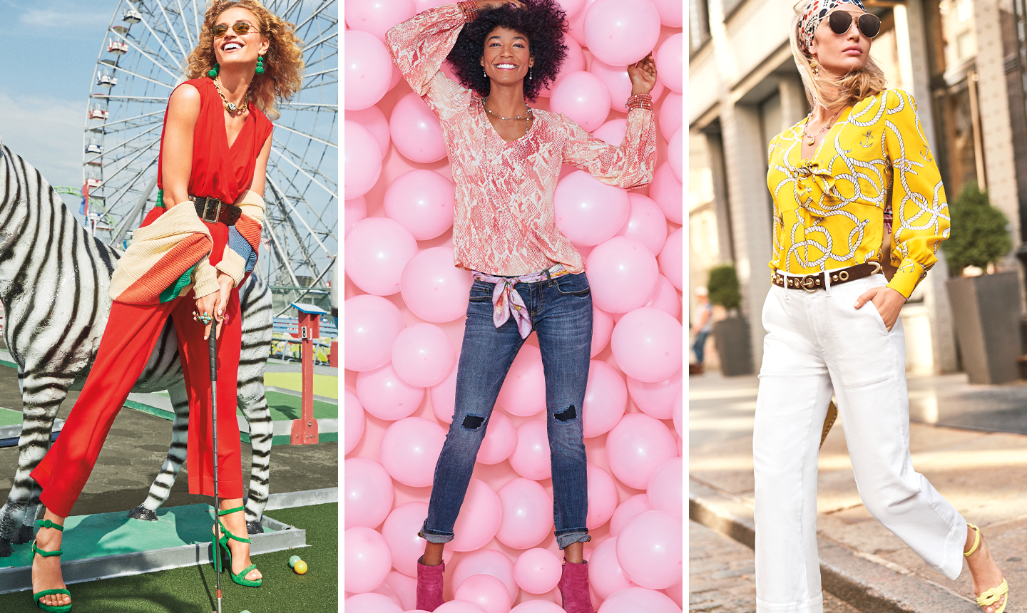 spring 2020 trend report: a bright, colorful tomorrow
