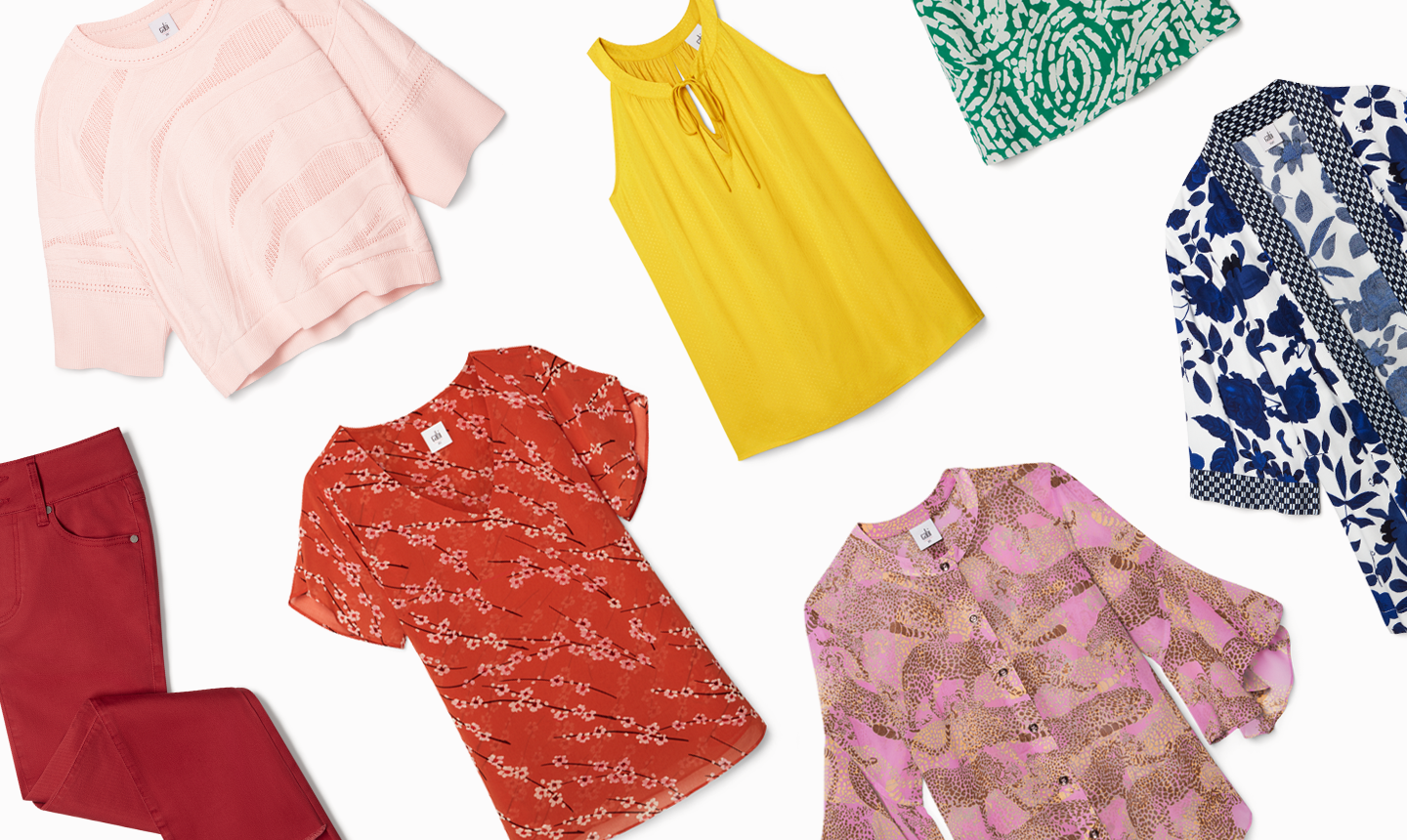 spring hues: your personality and your favorite color