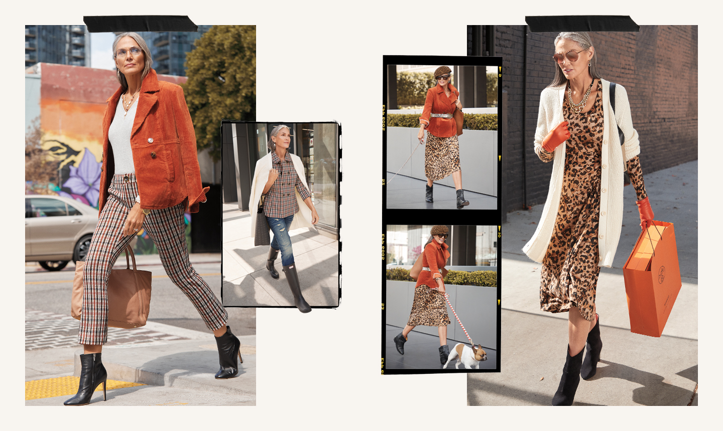 versatile clothing = outfits for days!