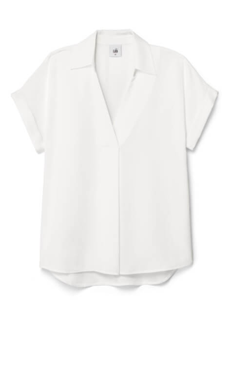 Replay Top in White