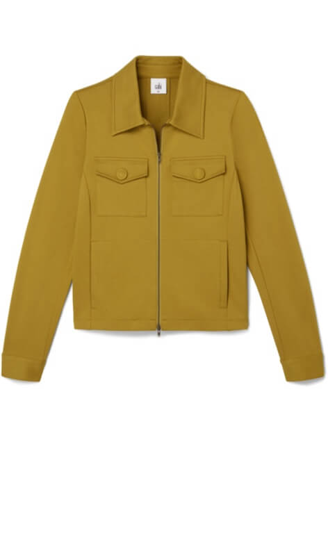 Touring Jacket in Moss
