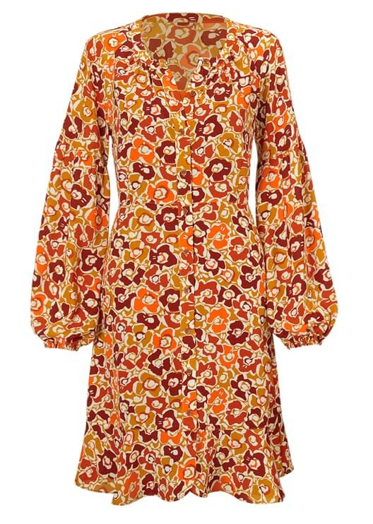 Daydream Dress in Floral Print